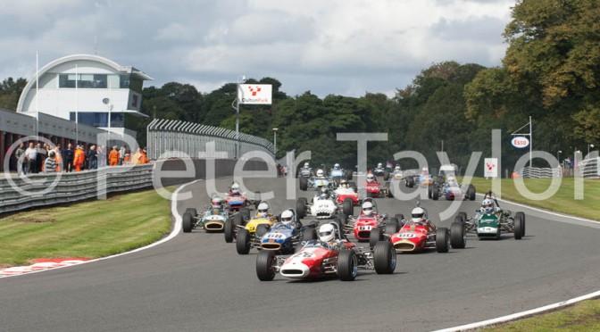 HSCC Classic Racing Cars.