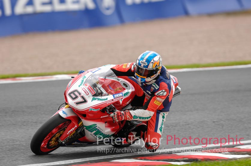 Photo of Shane Byrne - Airwaves Ducati - Ducati 1098R