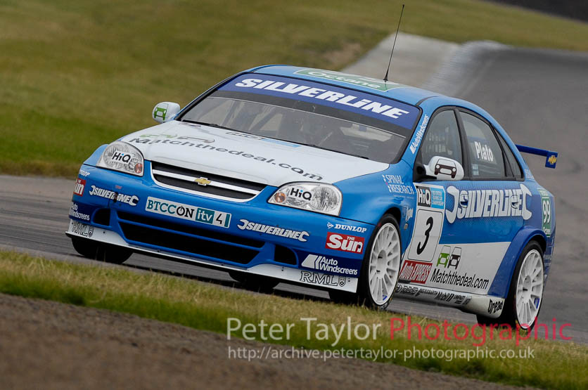 Jason Plato – Racing Silverline