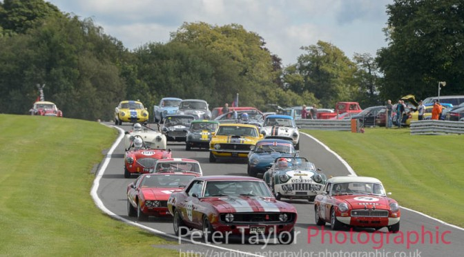 HSCC Road Sports race one, Oulton Park Gold Cup 2014